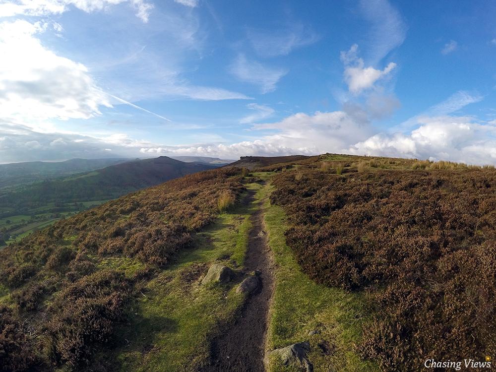 Approach to Bamford Edge