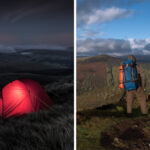 Wild Camping Kit the Essentials