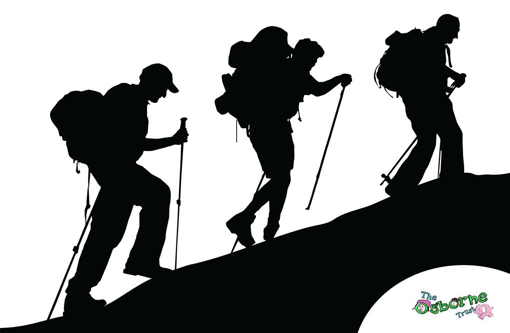Walking up Mount Snowdon for Charity - Ash Wroughton Osborne Trust