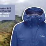 Rab Downpour ECO Waterproof Jacket put to the test