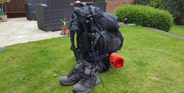 Hi Gear Long Haul Travel Pack 80+15L review