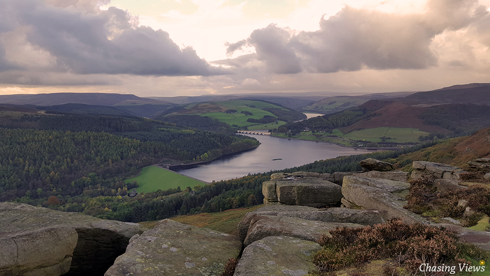 Reservoir from Bamford Edge