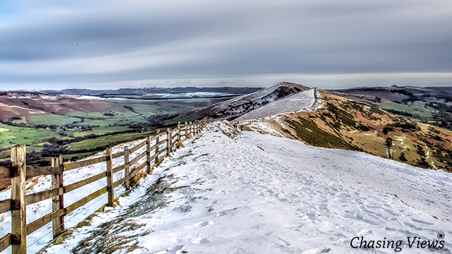 Mam Tor and Great Ridge Walk